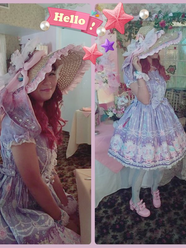 是TheRabbitPrincess以「Angelic pretty」为主题投稿的照片(2016/07/26)