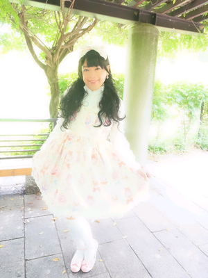 ゆみの「JSK Lolita」をテーマにしたコーディネート(2017/09/09)