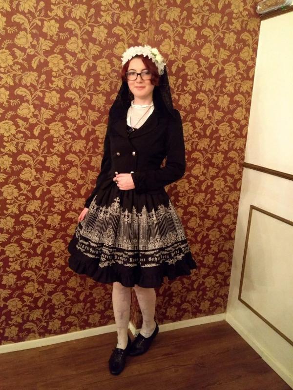 是Annah Hel以「Nun lolita」为主题投稿的照片(2017/09/10)