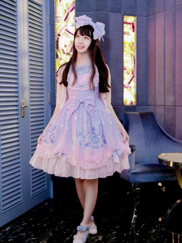婭呀子's 「Lolita fashion」themed photo (2017/09/11)