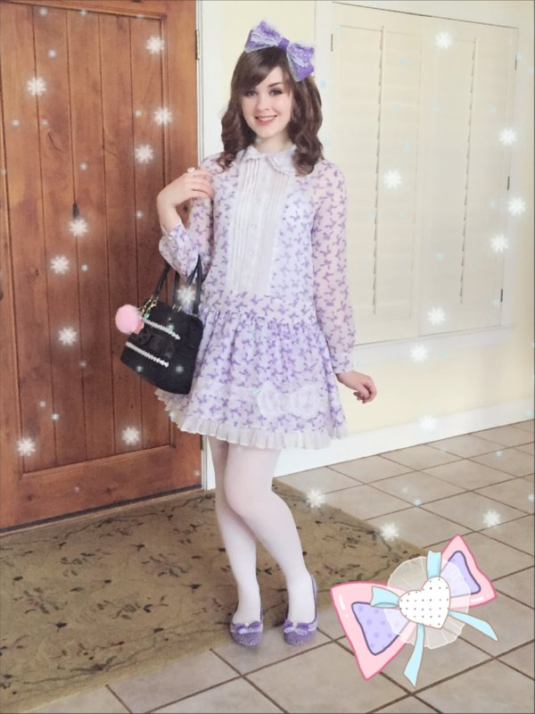 avapocalypse 's 「Angelic pretty」themed photo (2016/07/26)