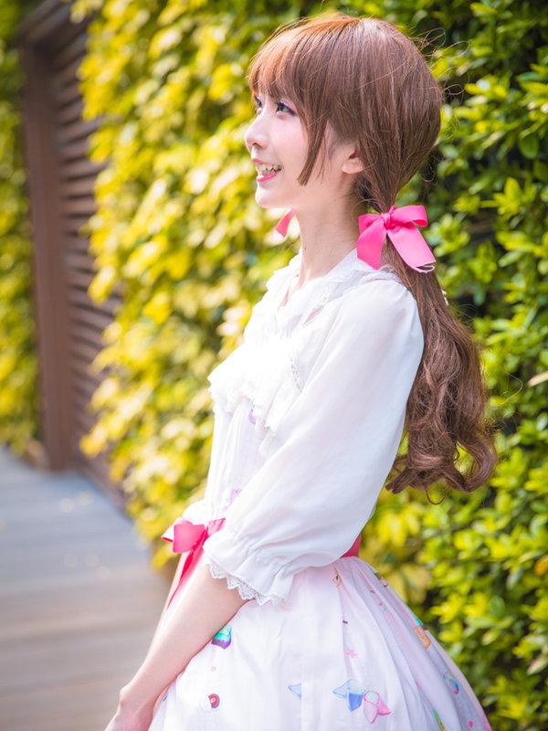 婭呀子's 「Lolita」themed photo (2017/09/11)
