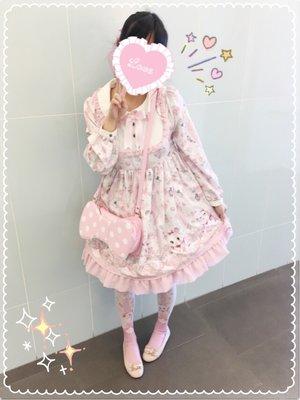 Kuroekoの「Angelic pretty」をテーマにしたコーディネート(2016/07/27)