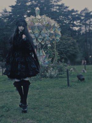 四月†DOLLの「#ghost #Gothic」をテーマにしたコーディネート(2017/09/13)