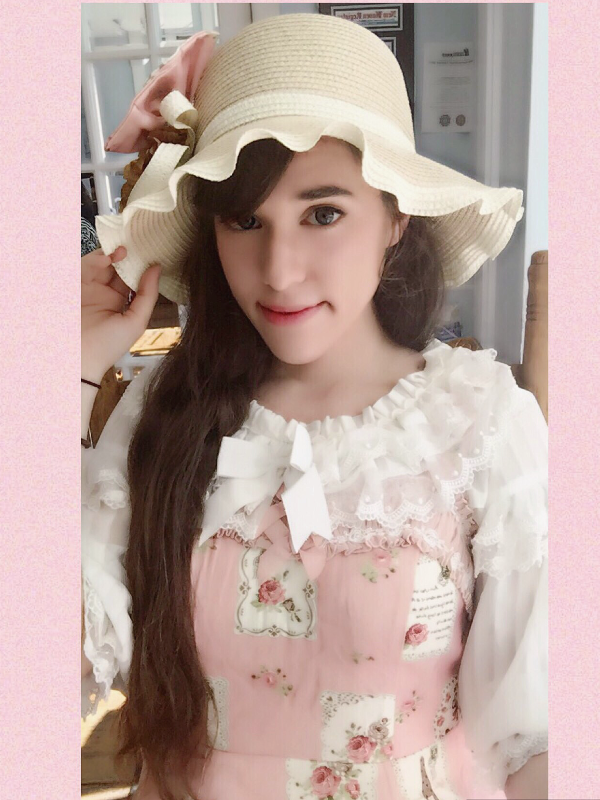 Kay DeAngelis's 「Country Lolita」themed photo (2017/09/13)