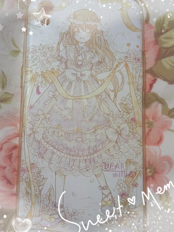 是拂夏夏以「my-favorite-smartphone-case」为主题投稿的照片(2017/09/14)