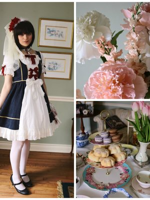 Mystia's 「Lolita fashion」themed photo (2017/09/14)