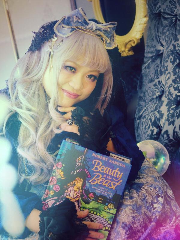 喵小霧の「Angelic pretty」をテーマにしたコーディネート(2017/09/16)