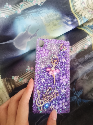 HEAVEN's 「my-favorite-smartphone-case」themed photo (2017/09/16)