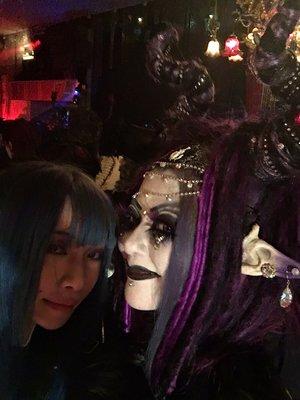 ミズハの「Gothic」をテーマにしたコーディネート(2016/07/27)
