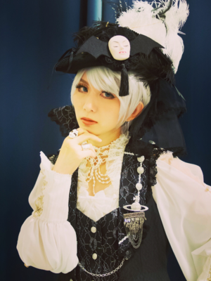Kú Kulain's 「ALICE and the PIRATES」themed photo (2017/09/18)