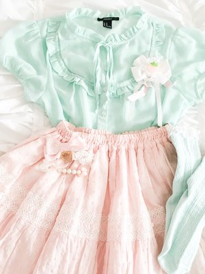 Stellardolly's 「Angelic pretty」themed photo (2016/07/28)