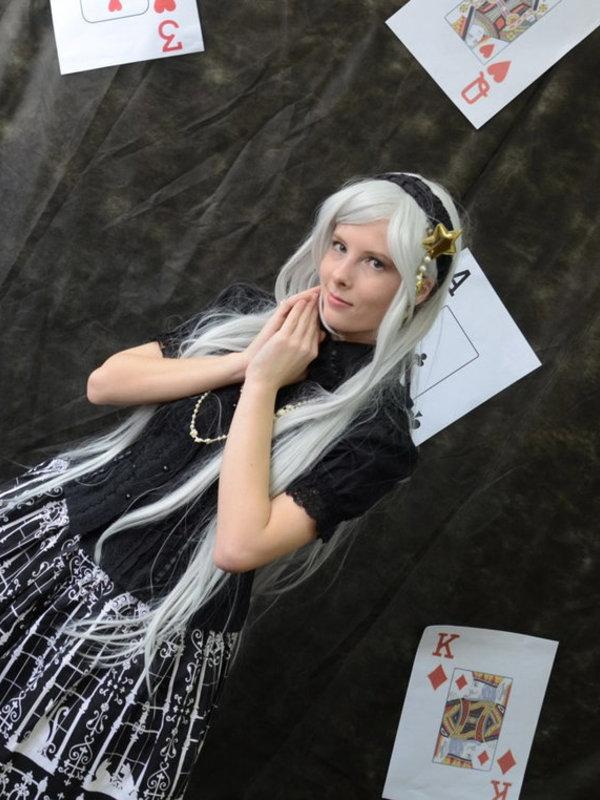 Ichigo Fujiwara's 「Bodyline」themed photo (2017/09/20)
