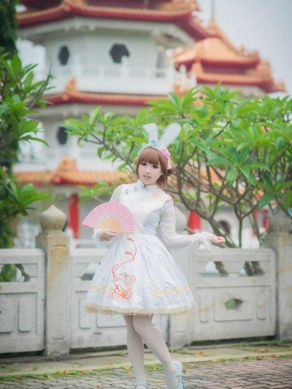 まゆの「ワンピース」をテーマにしたコーディネート(2016/07/28)
