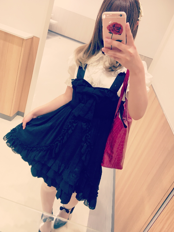 uohininoborite's 「#gothic」themed photo (2017/09/21)