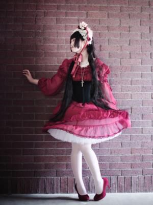 uohininoborite's 「#lolita fashion」themed photo (2017/09/21)