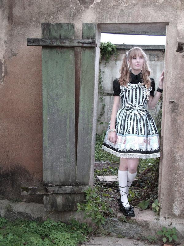 Ichigo Fujiwaraの「Brazilian Lolita」をテーマにしたコーディネート(2017/09/21)