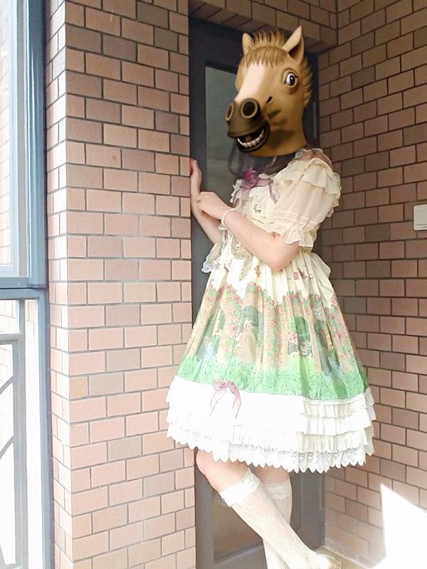 Mophillia♥の「BABY THE STARS SHINE BRIGHT」をテーマにしたコーディネート(2017/09/22)