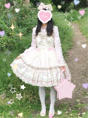 Kuroeko's 「Angelic pretty」themed photo (2016/07/29)
