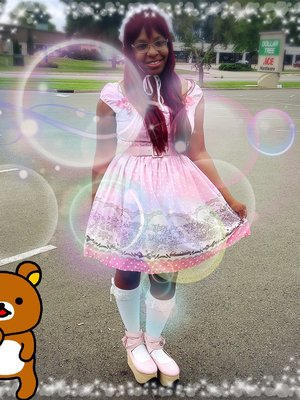 是fluffypockypetti以「Lolita」为主题投稿的照片(2016/07/29)
