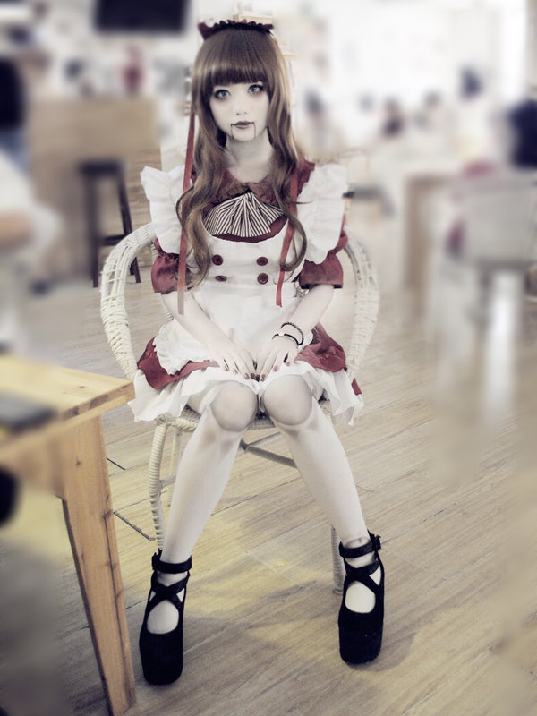 Ball joint doll's photo (2017/09/23)