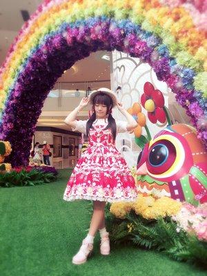 是アキラ@空色観察中以「Angelic pretty」为主题投稿的照片(2016/07/29)