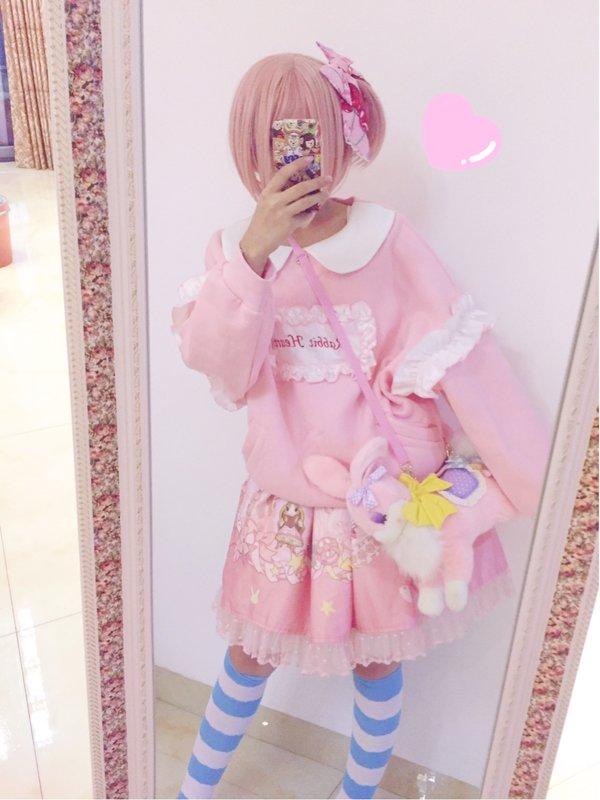 一般普通软の「Sweet lolita」をテーマにしたコーディネート(2017/09/24)