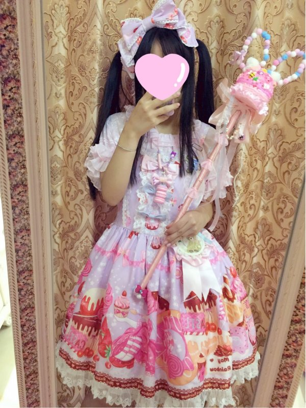 一般普通软's 「Sweet lolita」themed photo (2017/09/24)