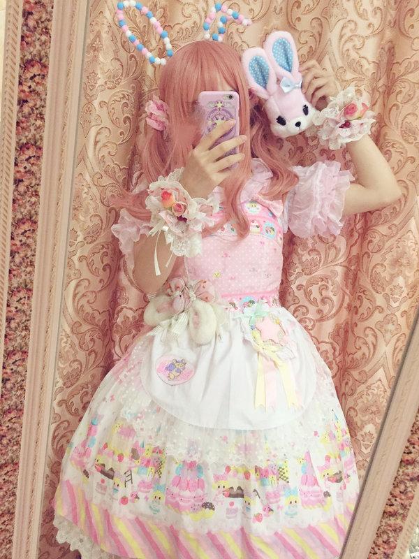 是一般普通软以「Lolita fashion」为主题投稿的照片(2017/09/24)