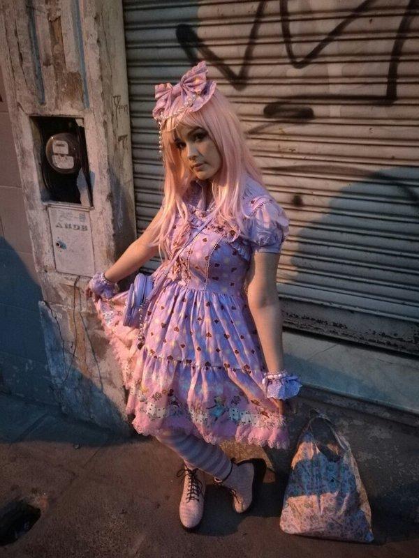 Sandra Vallejosの「Sweet」をテーマにしたコーディネート(2017/09/24)