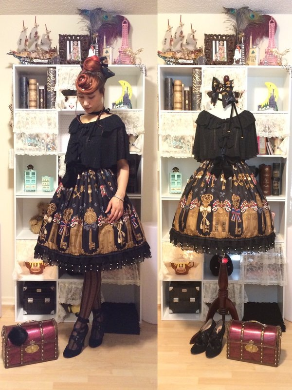 是Hieronymus Bear以「Angelic pretty」为主题投稿的照片(2016/07/30)