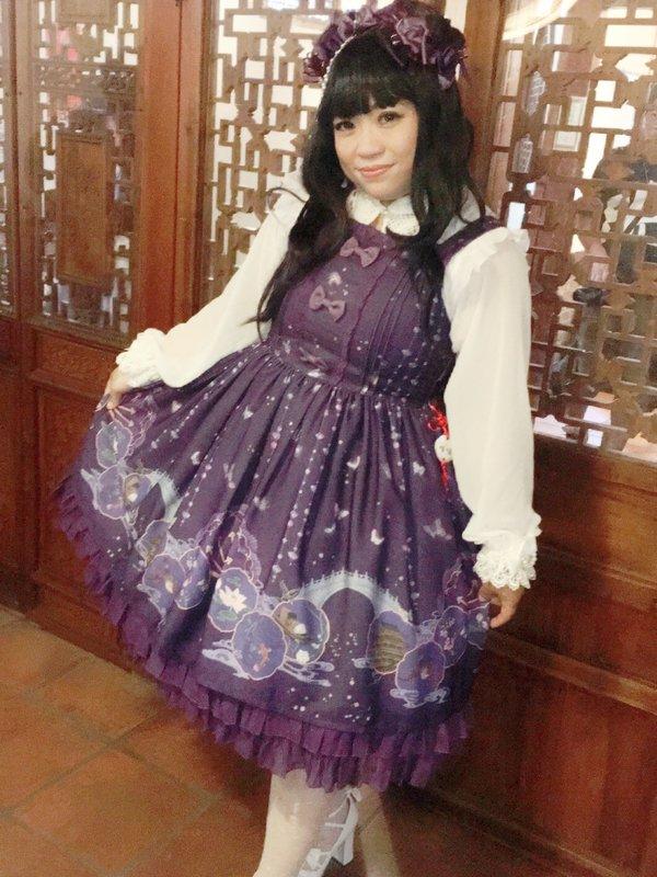 是喵小霧以「Lolita」为主题投稿的照片(2017/09/25)