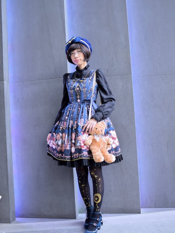 是Xiao Yu以「Lolita fashion」为主题投稿的照片(2017/09/25)