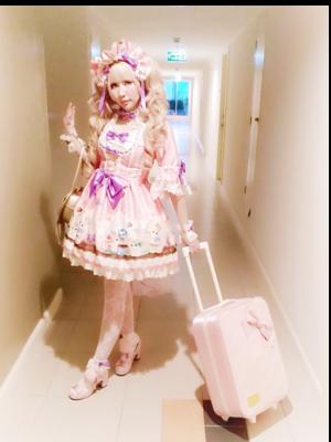 Kotton's 「Sweet lolita」themed photo (2017/09/26)