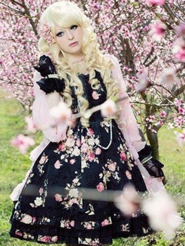 Amara's 「Angelic pretty」themed photo (2016/08/01)