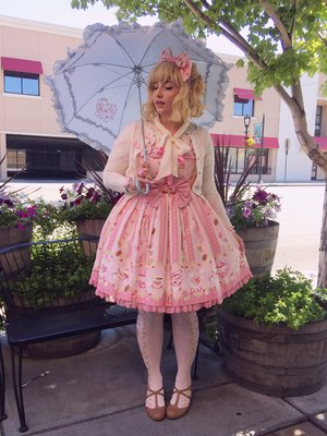 是bububun以「Angelic pretty」为主题投稿的照片(2016/08/01)