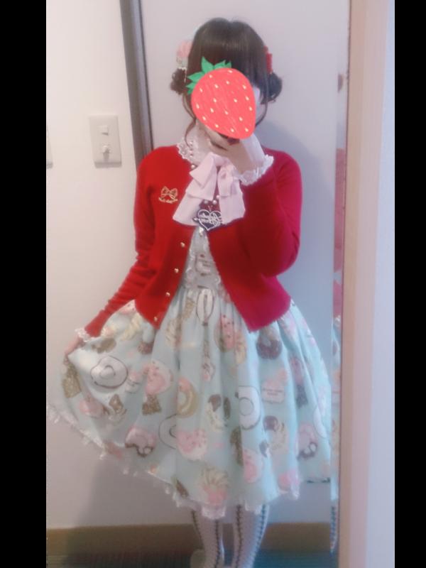箒星's 「Angelic pretty」themed photo (2017/09/26)
