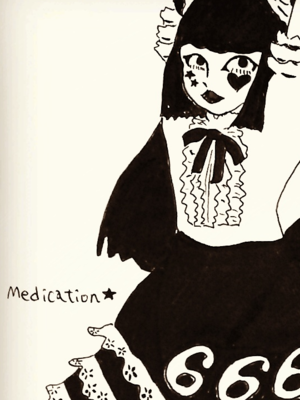 是medication_yuki以「Gothic Lolita」为主题投稿的照片(2017/09/26)