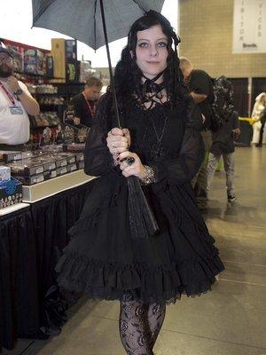 是Closetdemon以「Gothic」为主题投稿的照片(2016/08/01)
