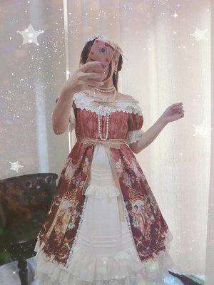 是一只秋白呀's 「Classic Lolita」themed photo (2017/09/27)