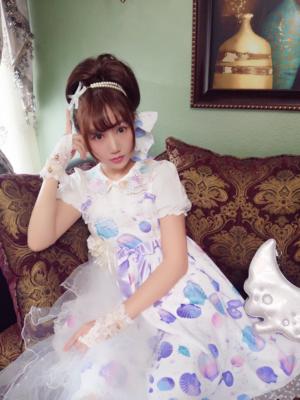 Kana葉's 「Angelic pretty」themed photo (2017/09/27)
