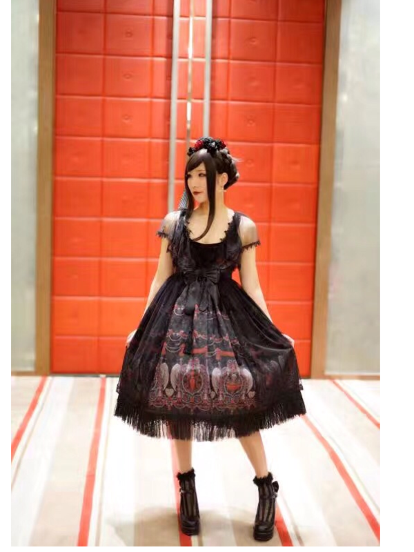 Hoshikawa_Ayaseの「Gothic」をテーマにしたコーディネート(2017/09/27)