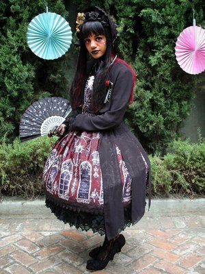 是TheMadLolita以「Gothic」为主题投稿的照片(2016/08/03)