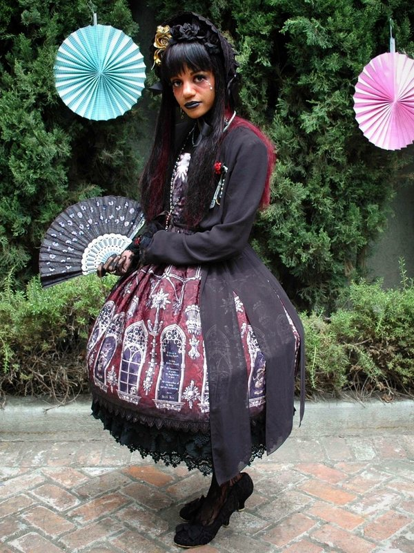 TheMadLolita's 「Gothic」themed photo (2016/08/03)