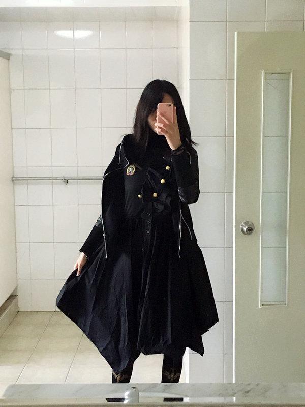 Shiroya's 「Lolita」themed photo (2017/09/29)