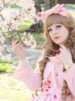 Amaraの「Lolita」をテーマにしたコーディネート(2016/08/03)