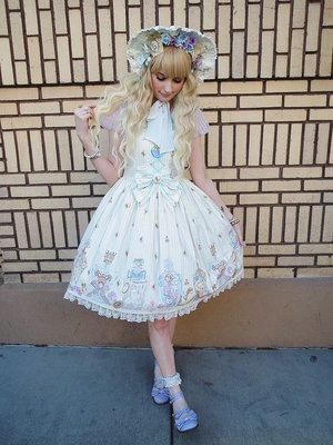mintkismet's 「Angelic pretty」themed photo (2016/08/04)