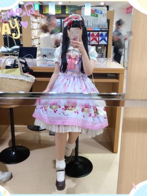 舞の「Sweet lolita」をテーマにしたコーディネート(2017/09/30)
