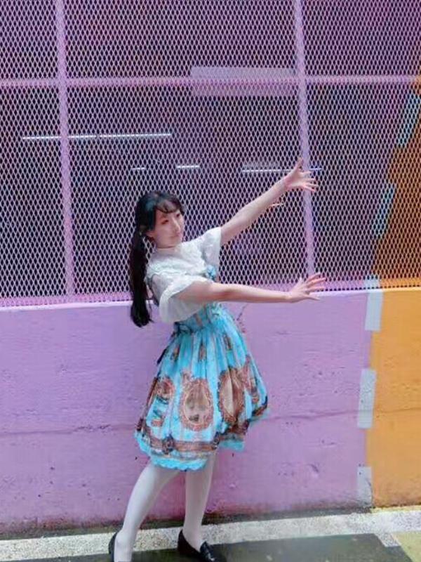 缇子不能吃's 「something-blue」themed photo (2017/10/01)
