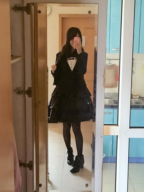 Shiroyaの「Lolita」をテーマにしたコーディネート(2017/10/01)